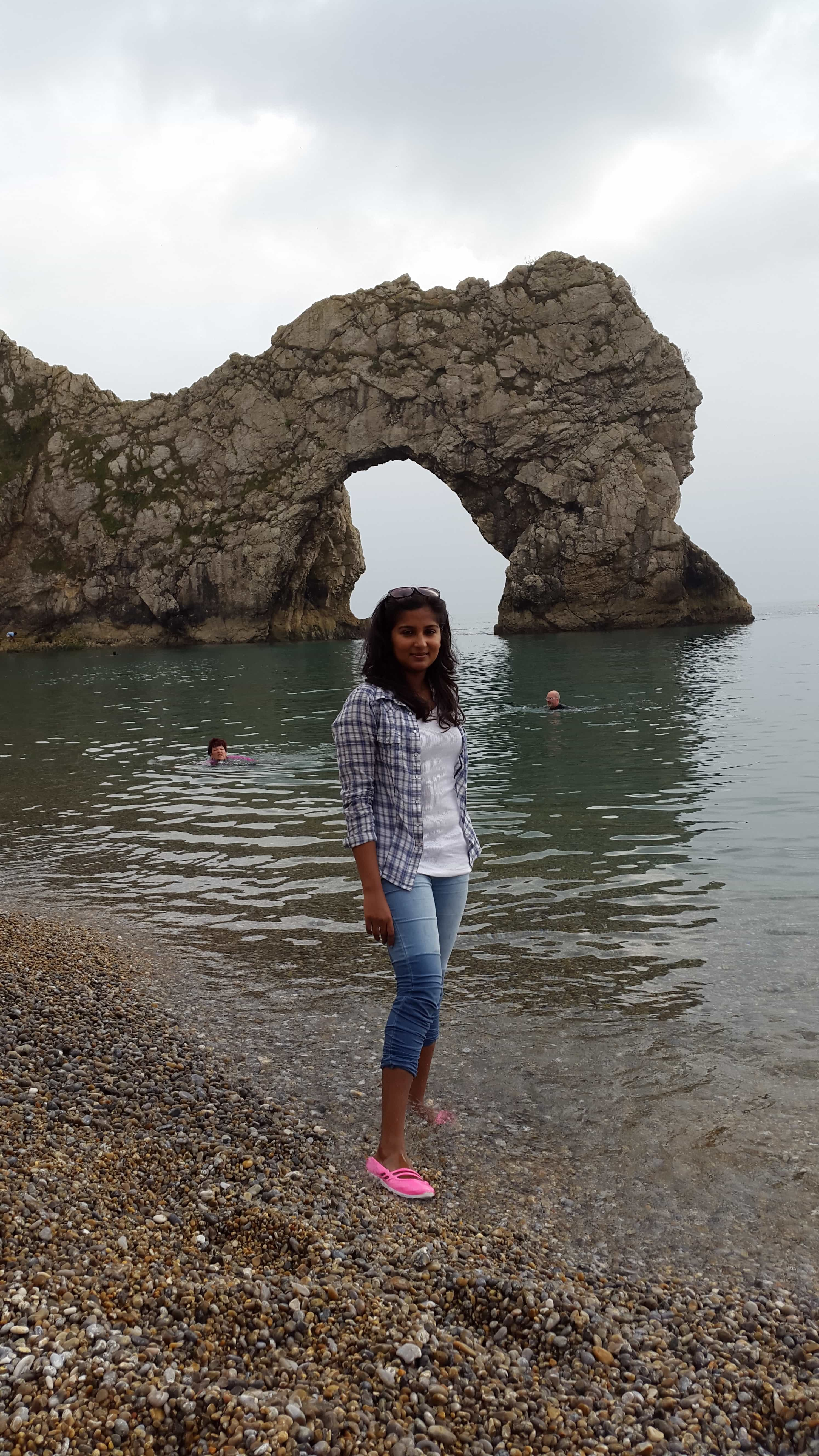 Durdle door, Dorset, Jurassic Coast, UNESCO world heritage, Lulworth Cove