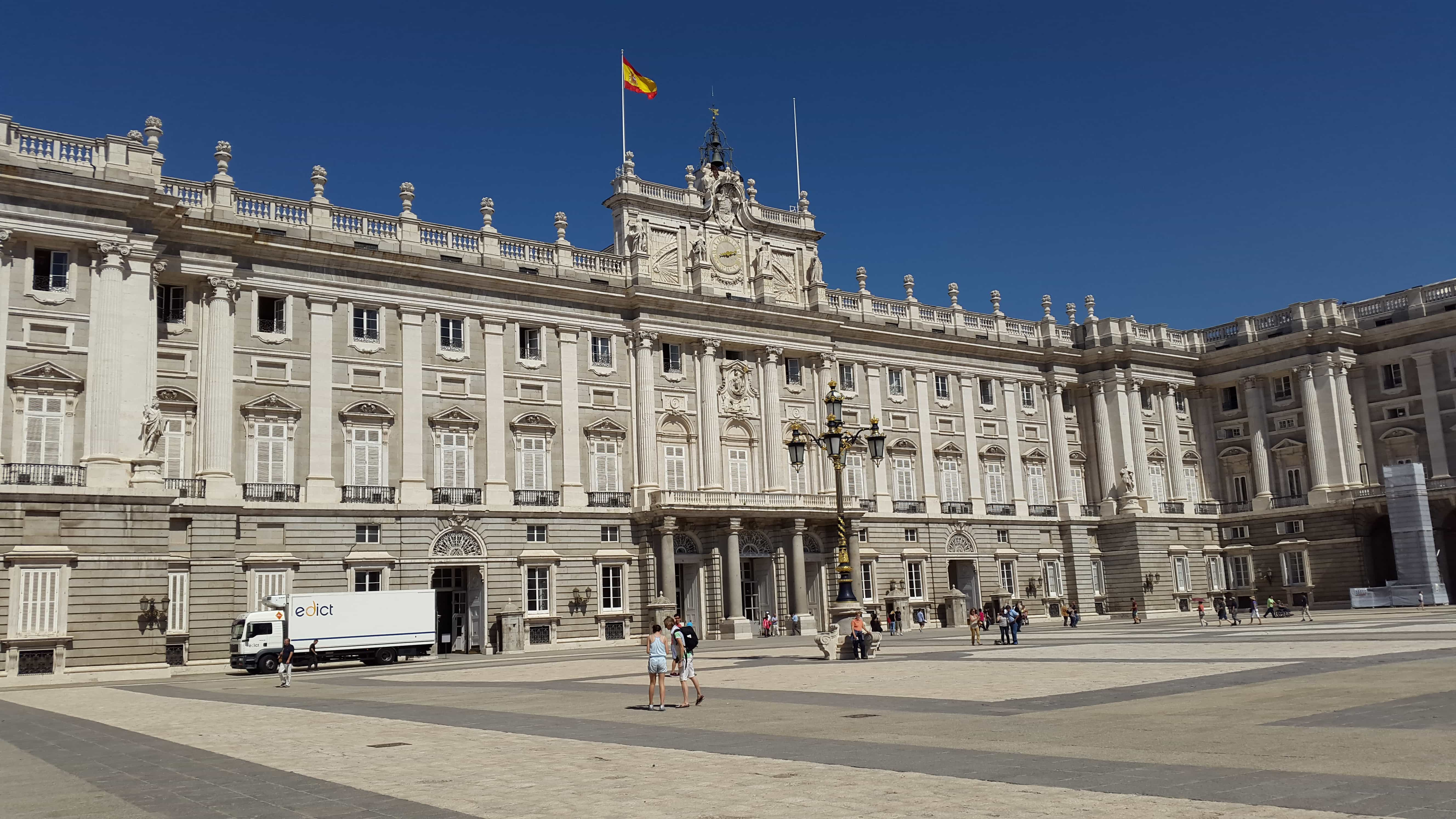 Palacio Real de Madrid/ Royal Palace of Madrid