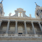 Almudena cathedral- Madrid