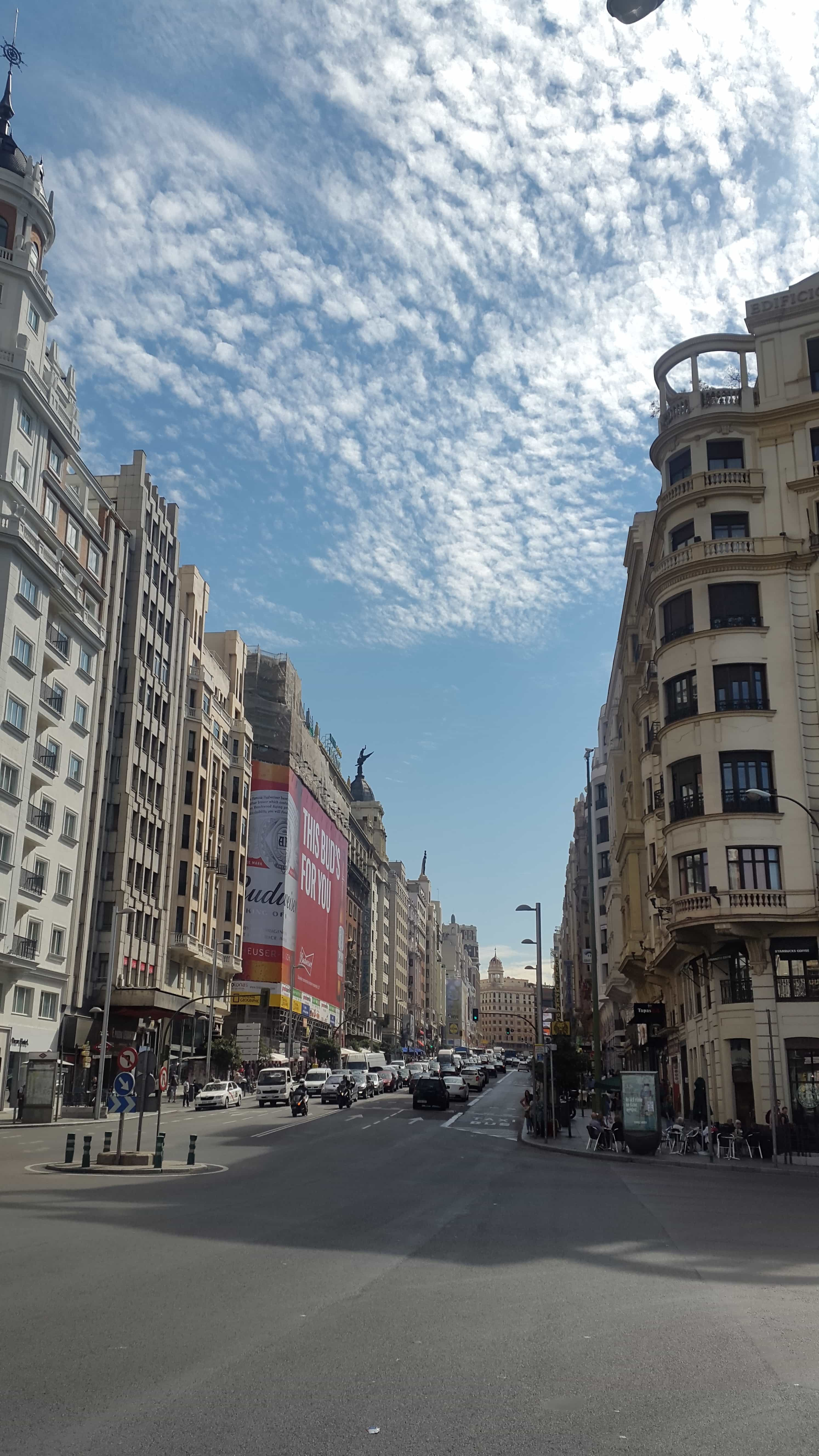 Gran Via- Madrid