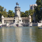 El Retiro Park/ The Royal Park -Madrid