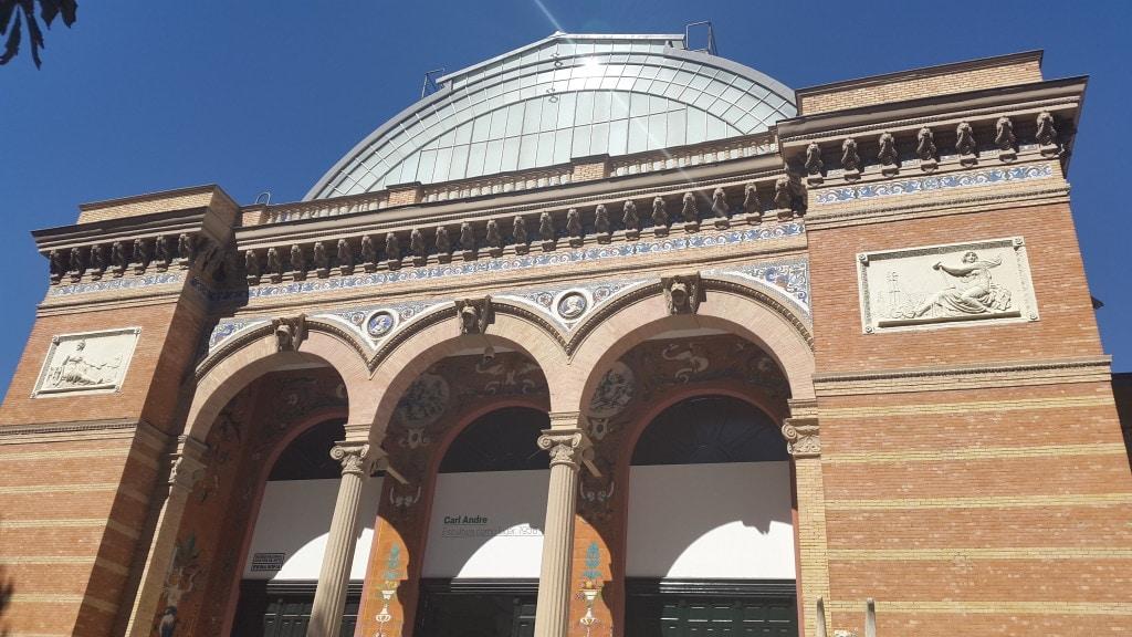 Palacio de Velázquez , El Retiro Park, Madrid