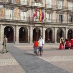 Plaza Mayor Square- Madrid