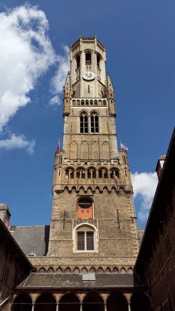 Belfry, Bruges