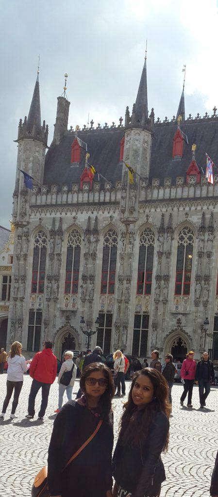 Bruges Stadhuis, Town Hall