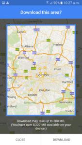 google map offline 1
