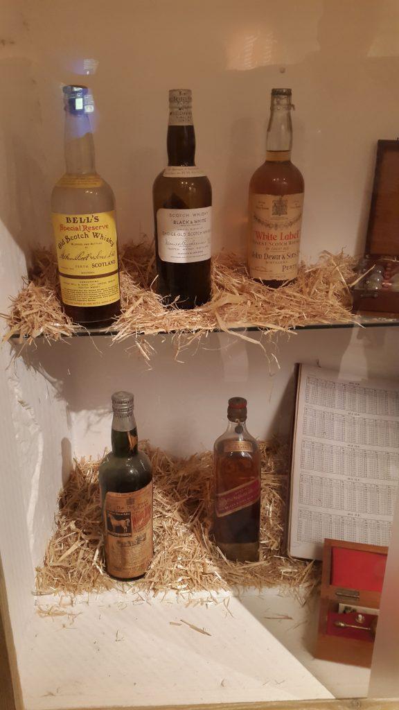 Glenkinchie whiskey distillery