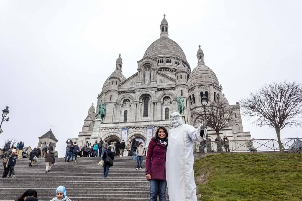 Sacré-Coeur- The Basilica of the Sacred Heart of Paris