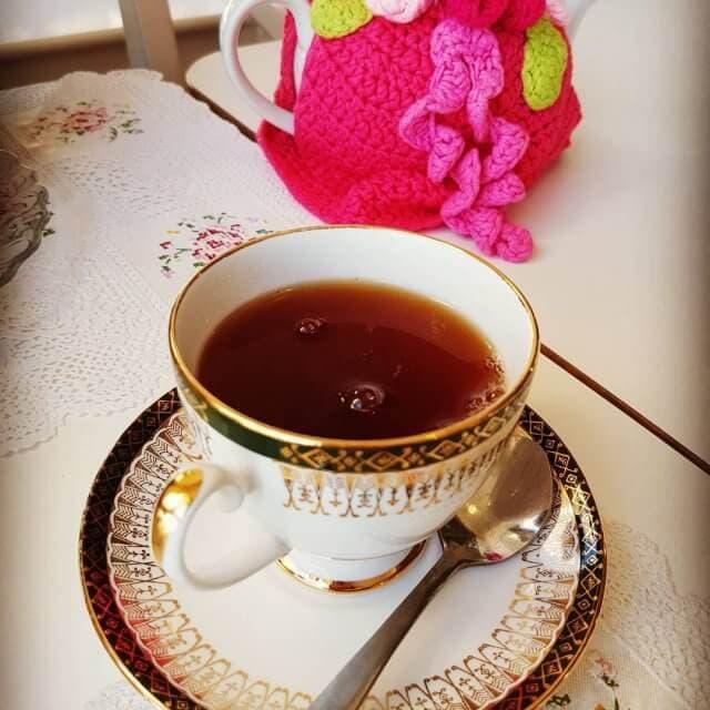 tea teatime afternoontea gracieannstearoom portsolent portsolentmarina marina marinawalk simplepleasures littletreathellip