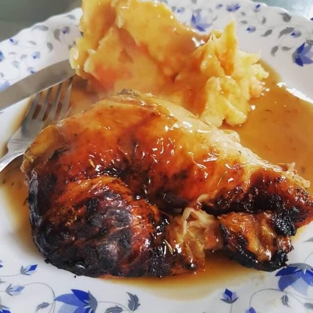 sundayroast roastchicken sundaylunch foodphotography foodporn foodie roast mashedpotatoes cookingexperiments proteinandcarbshellip