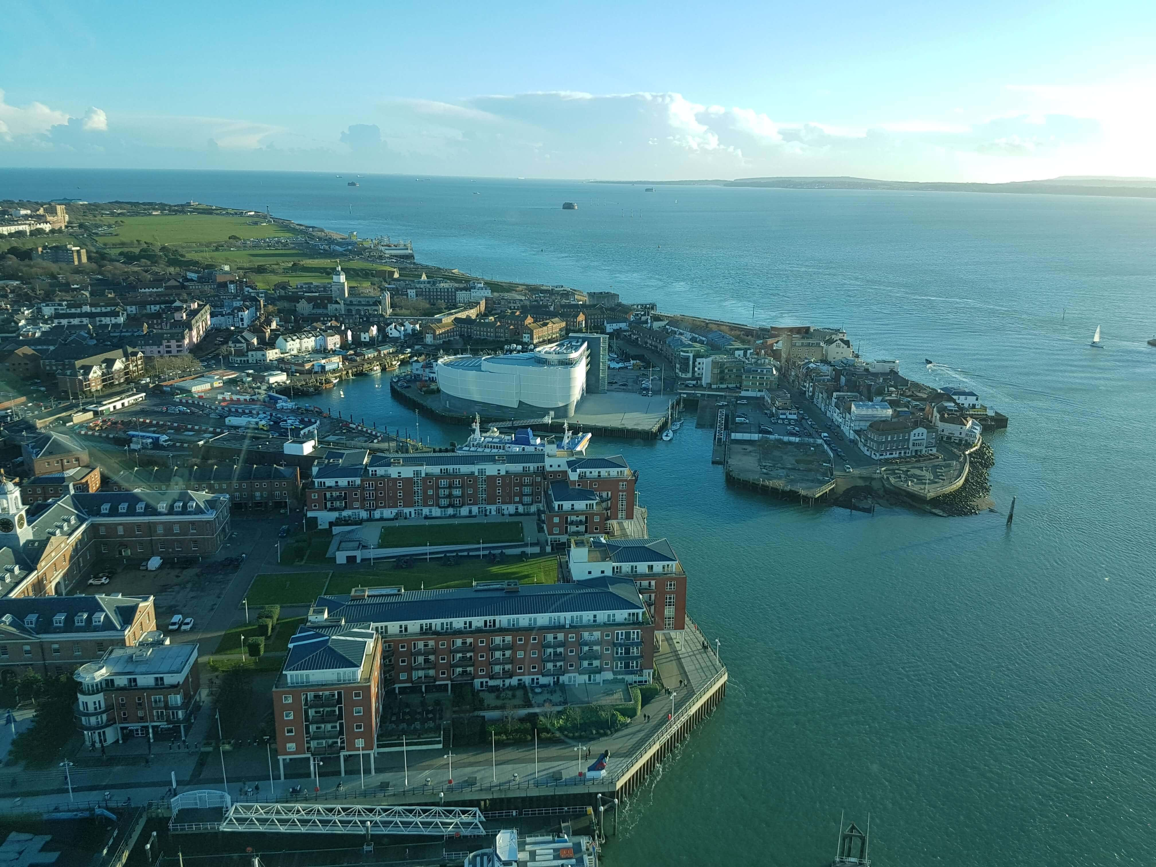 facts about the spinnaker tower