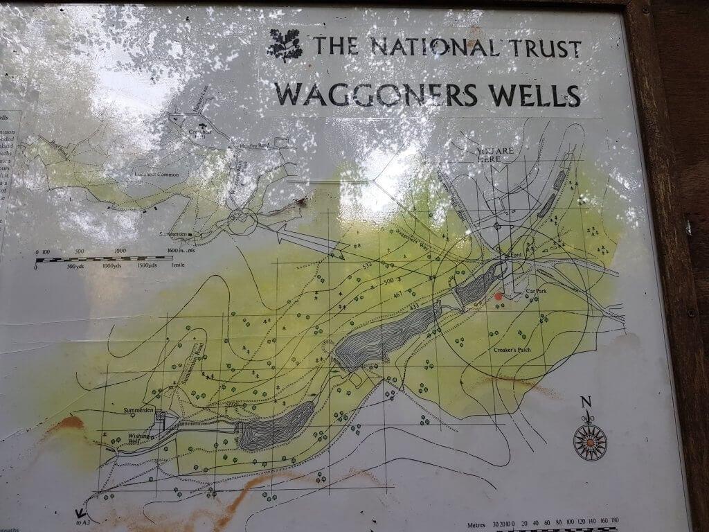 Waggoners Wells