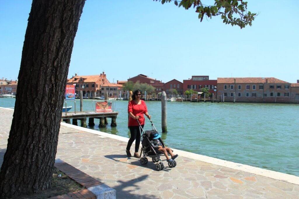 Murano Island, Venice