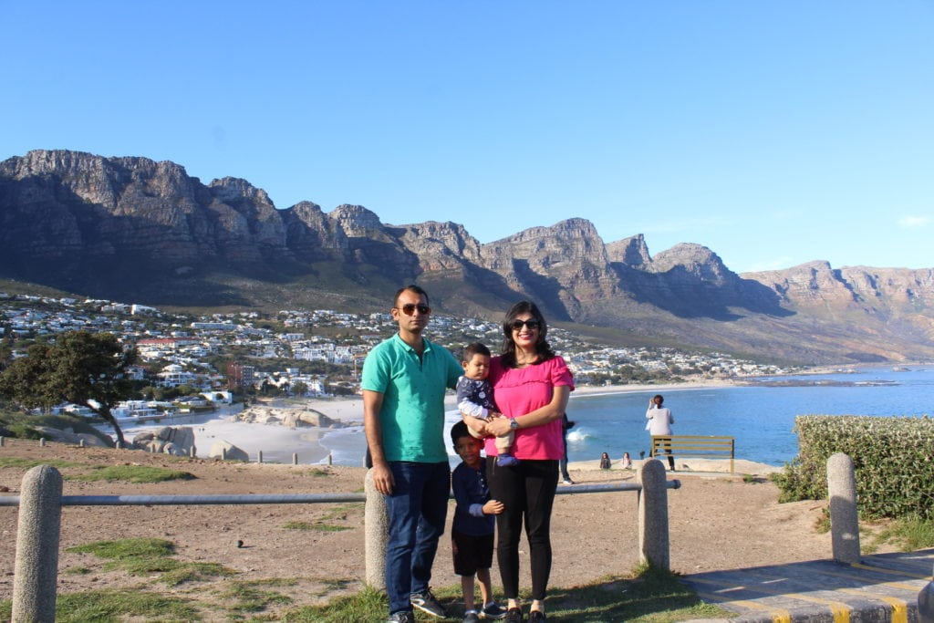 12 Apostles Peak-Cape Point