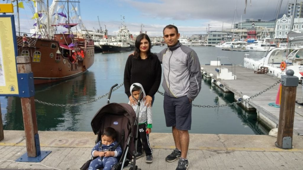V&A Waterfront- Cape Town